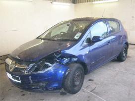 Opel Corsa. Angliskas automobilis visas