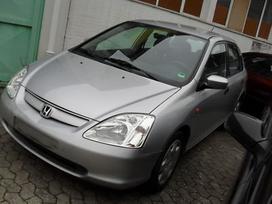 Honda Civic. Japoniski ir korejietiski