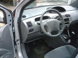 Hyundai Matrix. Japoniski ir korejietiski