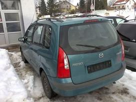 Mazda Premacy. Japoniski ir korejietiski