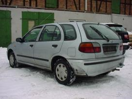 Nissan Almera. Japoniski ir korejietiski