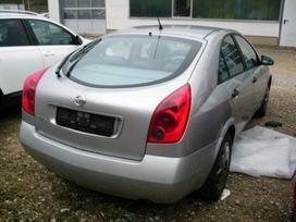 Nissan Primera. Japoniski ir korejietiski