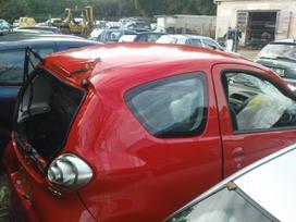 Toyota Aygo dalimis. Iš prancūzijos. esant