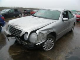 Mercedes-benz E320. MB 320e 3.2 cdi, lieti