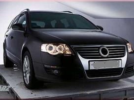 Volkswagen Passat. Tuning dalys. priekiniai
