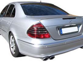 Mercedes-benz E klasė. tuning dalys.MB w211