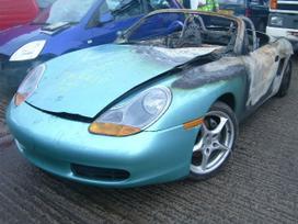 Porsche Boxster. Pristatome automobilių dalis
