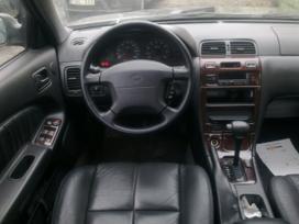 Nissan Maxima. 3,0l v6, automatas, juodas