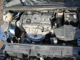 Peugeot 307. Yra ratai r16 ir r17.dar turime