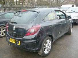 Opel Corsa. Angliskas automobilis.
