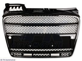 Audi A4 dalimis. Priekiniai tuning žibintai