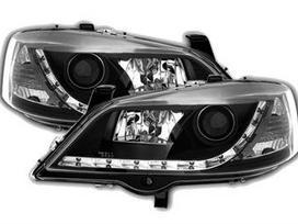 Opel Astra dalimis. Priekiniai tuning