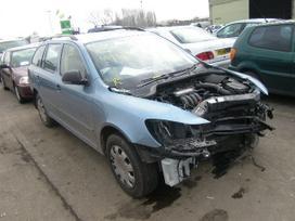 Skoda Octavia. Angliskas automobilis. turime