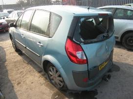 Renault Scenic. 6 begiai turim ir automatine