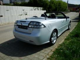 Saab 9-3. Benzinas,dyzelis,automatas,mehanika