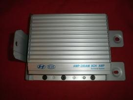 Kia Soul. Kia soul stereo radio system amp