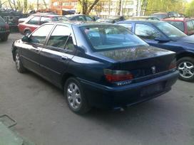 Peugeot 406. 2,0 hdi, lieti ratlankiai r16