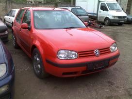 Volkswagen Golf. 1,6l ir 1,4l benzinai