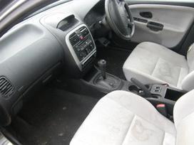Mitsubishi Carisma. Automatas, dalimis