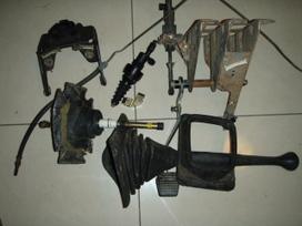 Ford Transit Komplektas Dėžei Perda