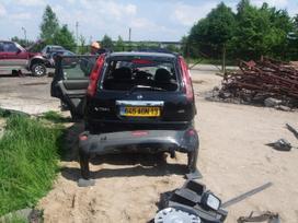 Nissan X-trail dalimis. доставка бу запчастей