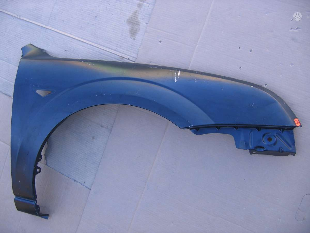 Ford Mondeo sparnai, apdailos grotelės, ventiliatorius