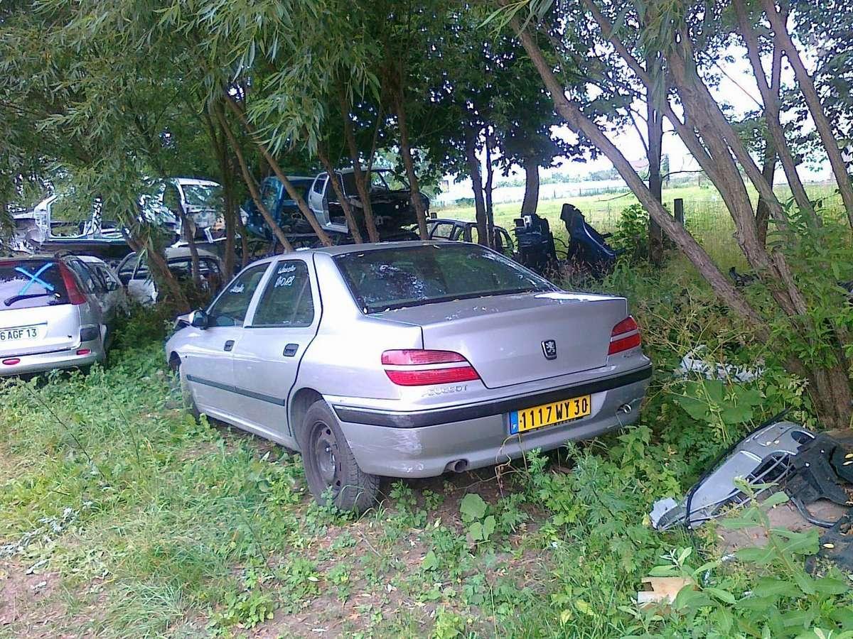 Peugeot 406 dalimis. Is prancuzijos. esant galimybei,