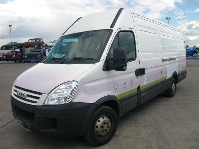 Iveco, Daily, krovininis