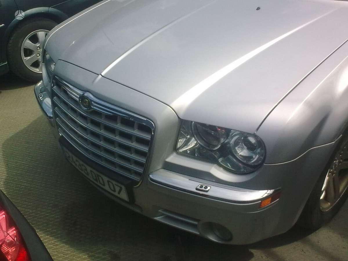 Chrysler 300C. Darbo laikas: i-v 9:00-17:00  eišiškių pl. 76c,
