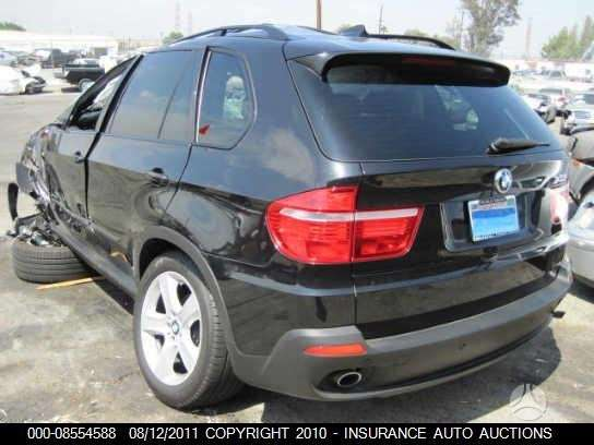 BMW X5. 3.0 sd  didelis naujų ir naudotų originalių bmw dalių