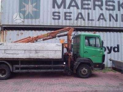 Mercedes-Benz, 1317, sunkvežimiai