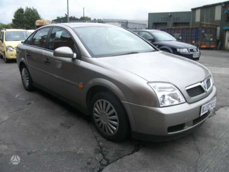 Opel Vectra dalimis. Opel vectra 04m. 2,0 dti is anglijos