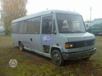 Mercedes-Benz 814, autobusai