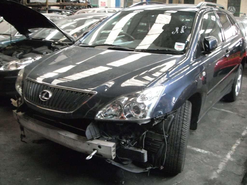 Lexus RX klasė. Rx-300,rx-350,rx-400h dalimis is anglijos
