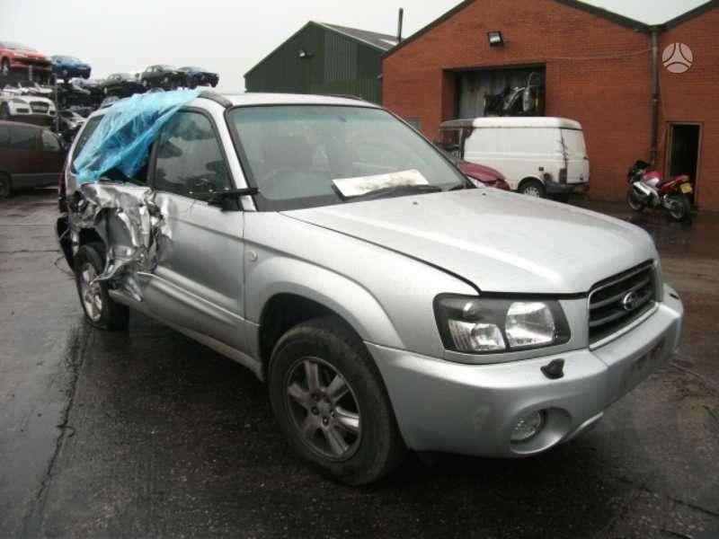 Subaru Forester. доставка бу запчастей с разтаможкой в минск (рб)