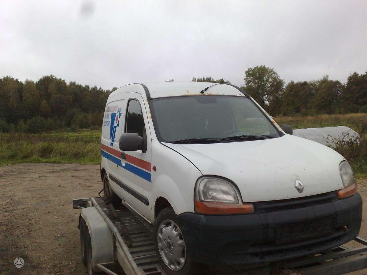Renault Kangoo. Uab