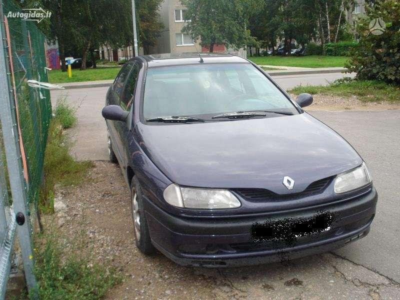 Renault Laguna. Didelis pasirinkimas  renault automobiliu
