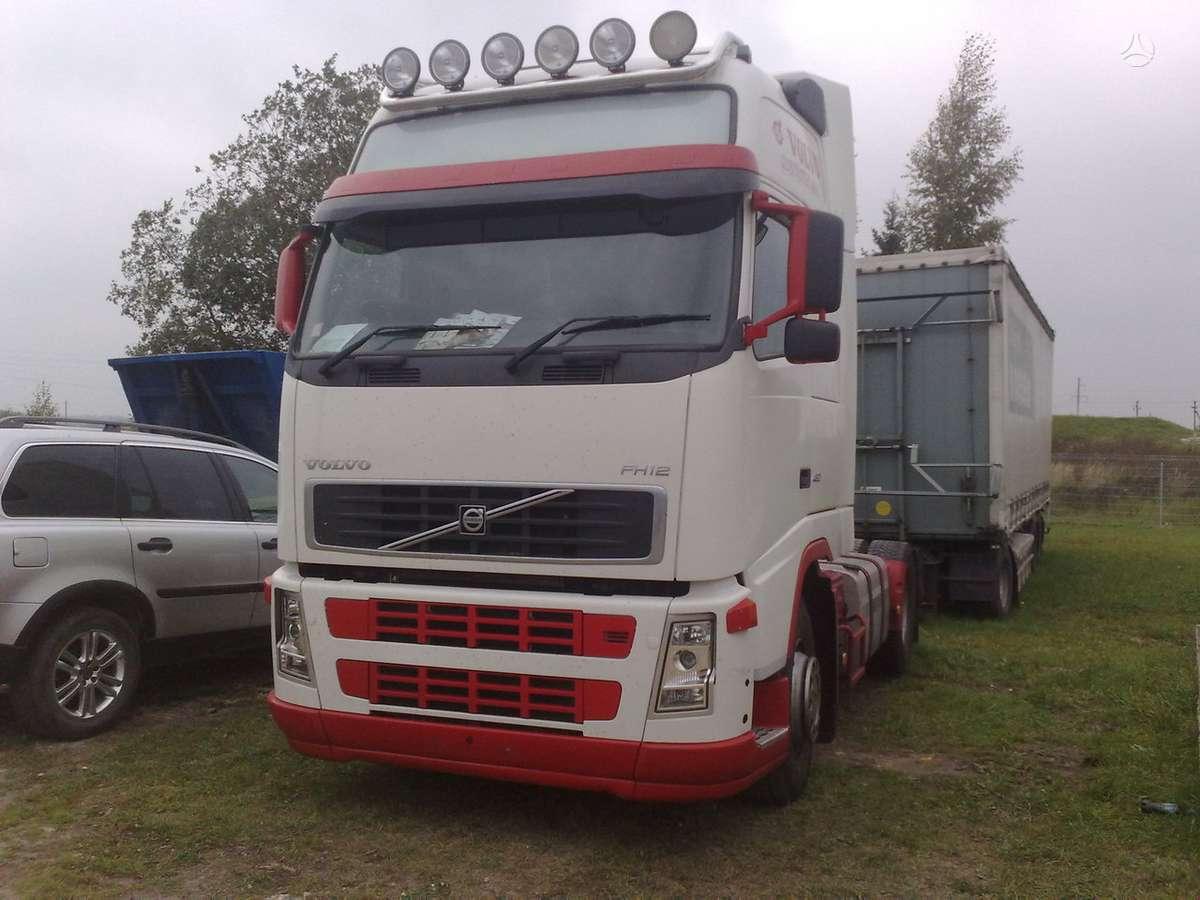 Volvo FH 12, vilkikai