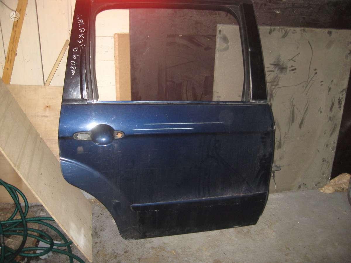 Ford Galaxy. Priekinis bamperis posparnis dešinys 90 lt