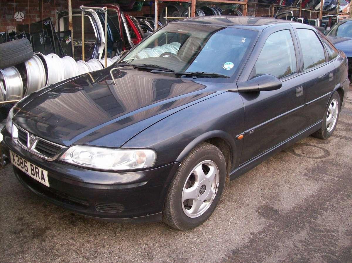 Opel Vectra dalimis. Turime ir kitas, aukščiau nenurodytas dalis