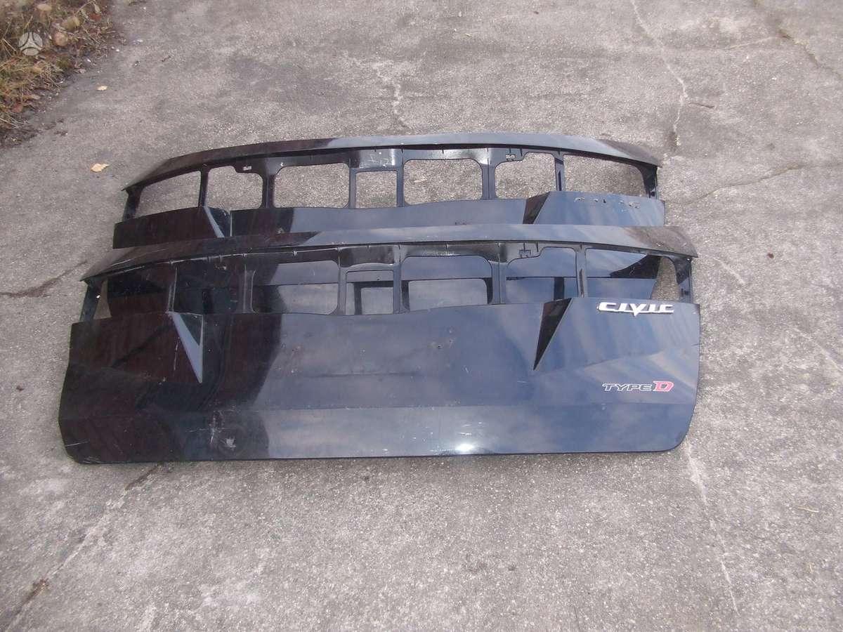 Honda Civic bamperiai