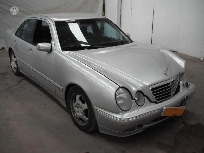 Mercedes-Benz E220. Mb 210   2,2 cdi 1999m. automatinė pavarų dėž