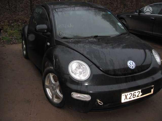 Volkswagen Beetle dalimis. W beetle 1,6l  benzinas dalimis