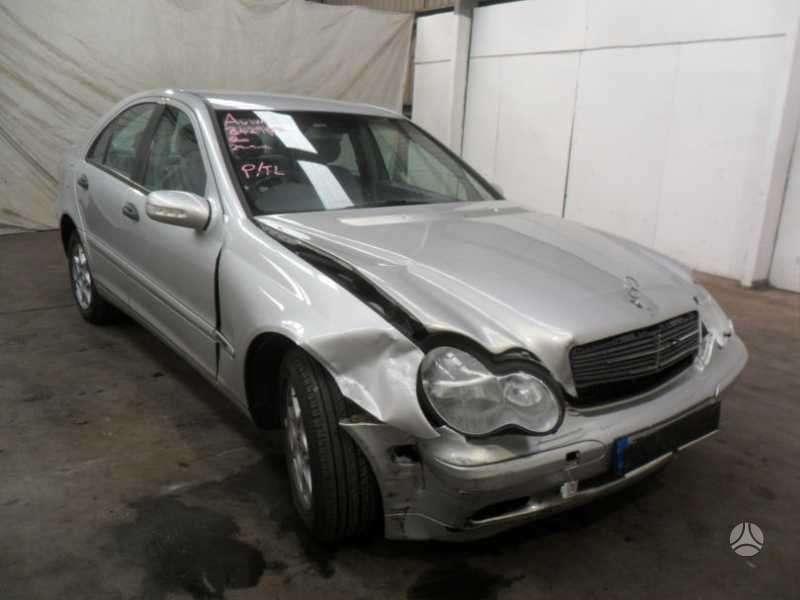 Mercedes-Benz C220. Mb 203 2,2 cdi automatinė pavarų dėžė,