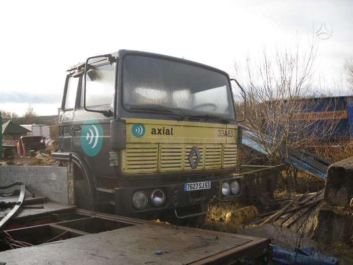 Renault, kita, sunkvežimiai