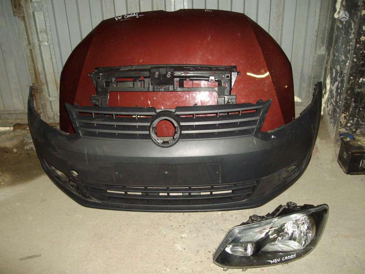 Volkswagen Caddy. Prekyba auto dalimis naudotomis europietiš
