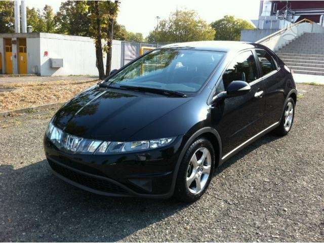 Honda Civic. Originalios devetos kebulu dalys visiems