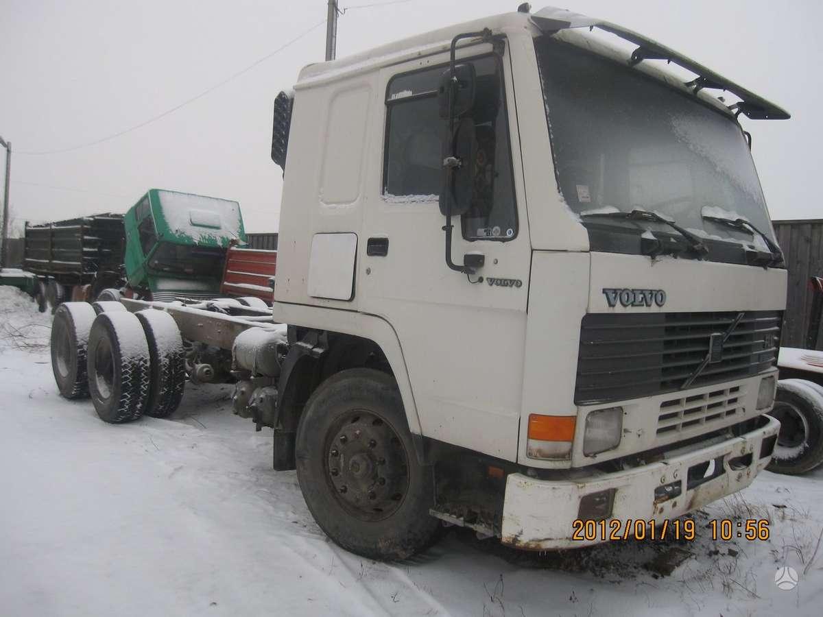 Volvo FL10 ; FL7, sunkvežimiai