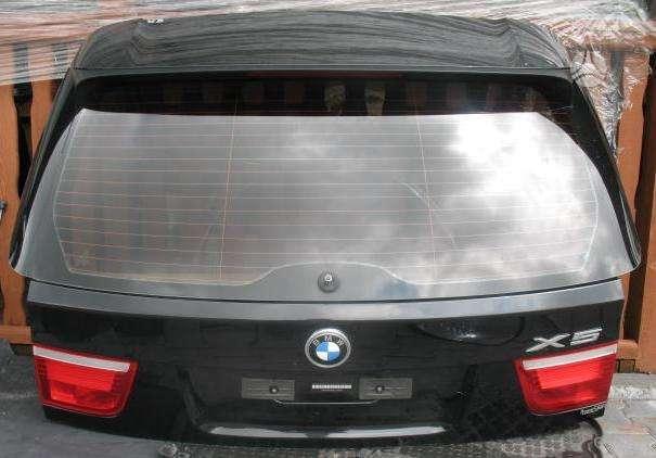 BMW X5. Didelis bmw detaliu asortimentas nuo 2007 metu ir