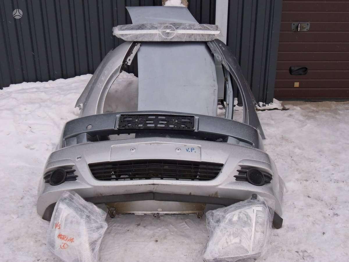 Opel Meriva. Opel meriva  kebulo dalys  turiu paprasti ir